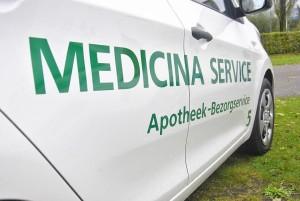 bezorgauto medicinaservice